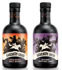 Annandale - Rascally Liquor (Peated New Make Spirit) 63,5% - 20cl
